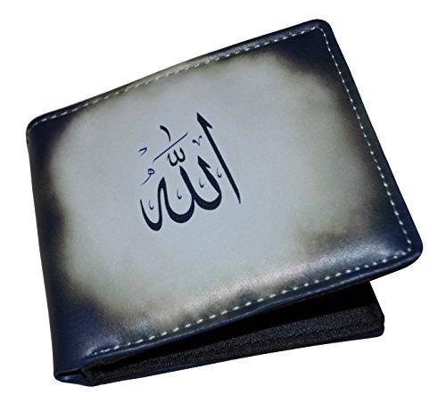 Allah muslimischen Islam الله Arabisch Herren/Damen Portemonnaie (Wallet)