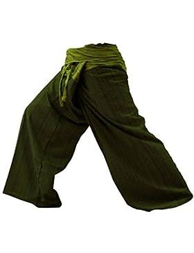 Your Cozy Pantalones de Pescador de 2 Tonos 38 - Tamaño de Variación DE 44 Pulgadas para Yoga y Estilo Casual