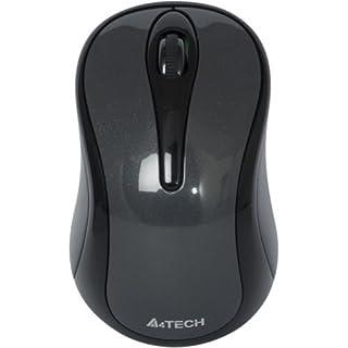 A4Tech G3–280A–Mouse (RF Wireless, Optical, Office, Black, Grey, USB, Nano)
