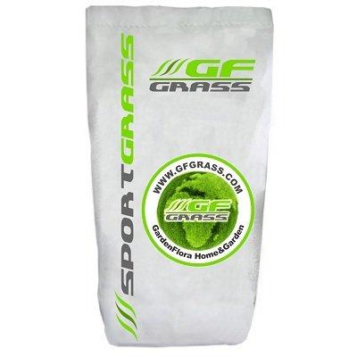 Rasensamen GF Sport Grass 5 kg Sportrasen Sport- und Spielrasen - Join the Green Evolution von EuroGrass - Du und dein Garten