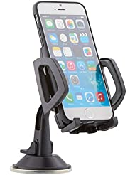 Best New Microsoft Lumia 540 Car mount, Microsoft Lumia 540 Designer 360 Degree expandable holder for Phones SAT NAV