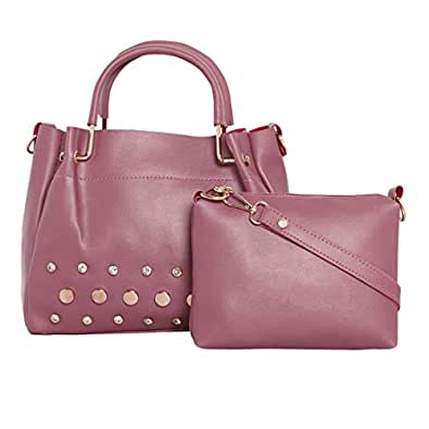dce5748181 Image Unavailable. Image not available for. Colour: Beets Collection Handbag  Combo for Women ...