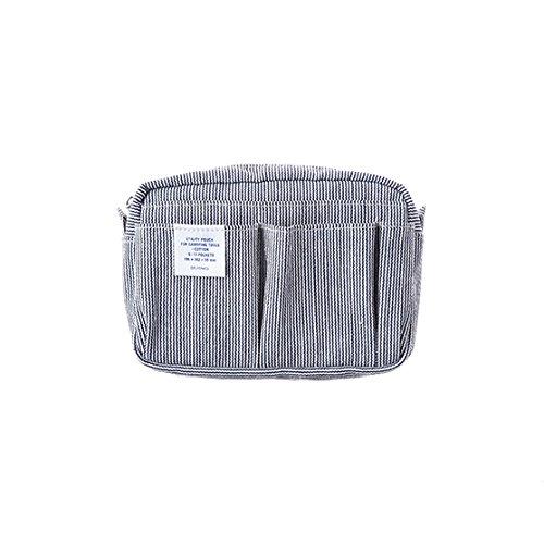 [DELFONICS] Innere Tragetasche Denim-Beutel Fall Bag in Bag Größe S 500095dunkelblau Denim Fall