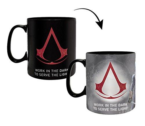 Assassin's Creed – Thermoeffekt-Tasse