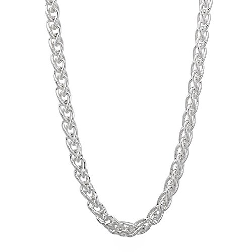 3mm-solid-925-sterling-silver-italian-crafted-wheat-spiga-chain-55-cm