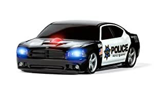 Road Mice Police Dodge Charger Wireless Optical Mouse