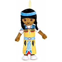 Famosa Softies - Playmobil Peluche 30 cm Chica India, . (760015048)