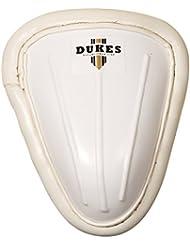 Duques de críquet deporte jugadores ingle protector protección caja taza abdominales), color multicolor, tamaño S (niños)