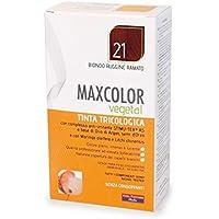 Tinta Maxcolor Vegetal biondo ruggine ramato n°