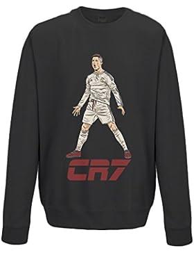 AWDis Kids Sweatshirt CR7 Cristiano Ronaldo Niño