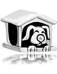 korliya perro en Cote cuenta para pulsera para pulsera