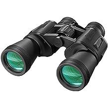 NEXGADGET Binoculares Portátiles 10 x 50 Prismáticos Plegable con Porro Prisma y Lente con FMC Recubrimiento Multicapa para Viajar, Observar Aves, Visitar, Cazar, Ver Eventos Deportivos, etc.