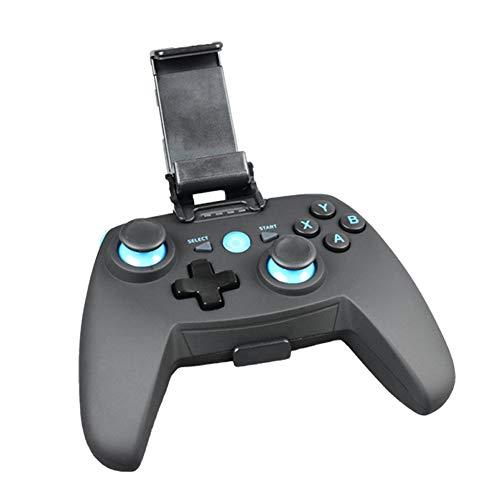 Wireless PC Android Smartphone Gamepad Controller Bluetooth Fernbedienung mit Ladekabel Mit Handyhalter. Compactflash-bluetooth