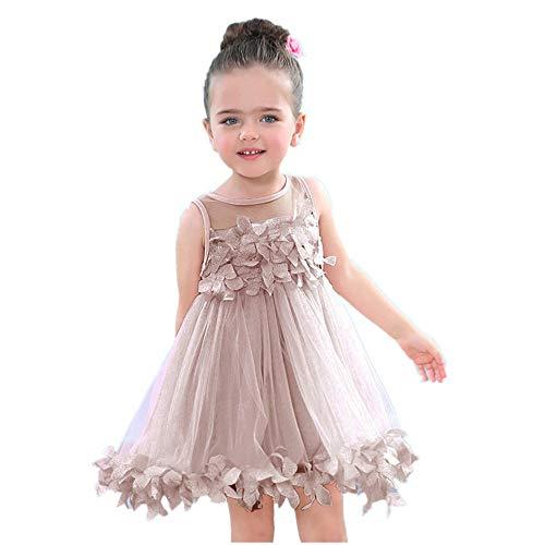 Weant Baby Kleidung Mädchen Outfits Röcke Bowknot Blumen Mesh Elegant Prinzessin Partykleid Sommerkleid Prinzessin Kleid Kinder Kleider Baby Bekleidungssets Neugeborenen Bekleidungset