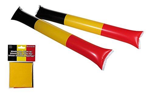 tangen Farben Deutschland Belgien 6er Pack ()