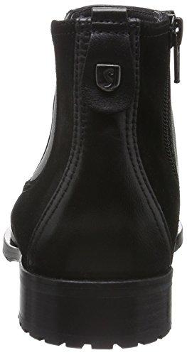 Sioux - Bandula-162, Stivali bassi con imbottitura leggera Donna Nero (Nero (nero))