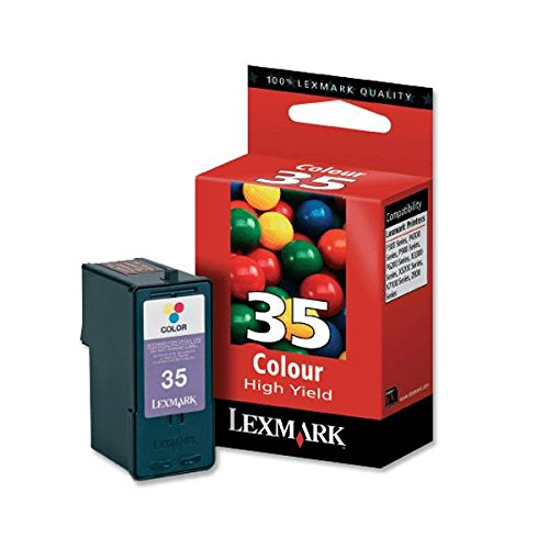 Cartucho 35 Lexmark Color
