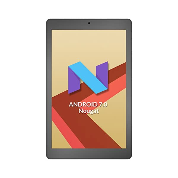 10.1″ Inch Google Android Tablet 7.0 Quad Core Super Fast CPU, 1GB Ram, Octa Core GPU, Dual Camera, Wifi, Bluetooth, HD screen, Google Play, OTA Update,- Perfect for SKYGO & NETFLIX – UK Brand – ANOC 41jIe4xeNUL