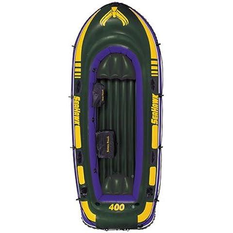 68351 Canotto Gommone Seahawk 400 Set Completo - 338x127 cm