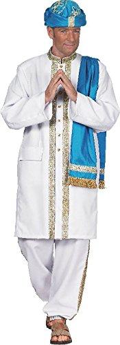 Herren Kostüm Maharadja als Bollywood Inder Karneval Fasching Gr.54 (Bollywood Kostüme Herren)