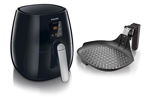 Philips HD9236/20 Airfryer Heißluftfritteuse inklusive Grillpfanne