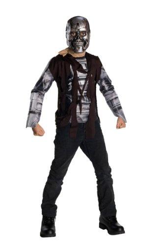 Kostüm T600 Terminator - Terminator Salvation Movie Child's Costume T600, Small by Rubie's