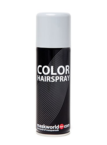 maskworld Color Hairspray - farbiges Haarspray bunt Colorspray (Haarspray Color)