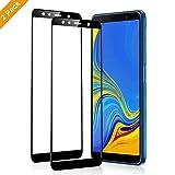TOPLIN Protector de Pantalla para Samsung Galaxy A7 2018, [2-Unidades]...