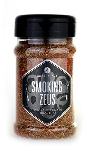 Preisvergleich Produktbild Ankerkraut Smoking Zeus,  Gyros und Grillgewürz,  200g im Streuer