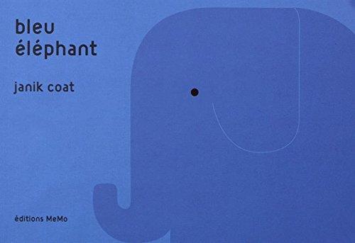 Bleu éléphant