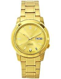 Amazon.es  Seiko - Dorado   Relojes de pulsera   Hombre  Relojes e1630da36c11