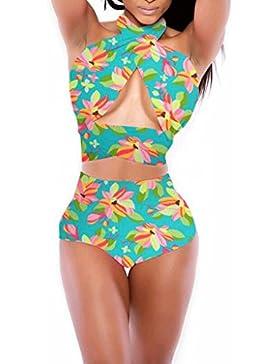 Costume da bagno delle signore Costumi da bagno di moda delle cinghie di moda che spedicono lo Swimwear della...