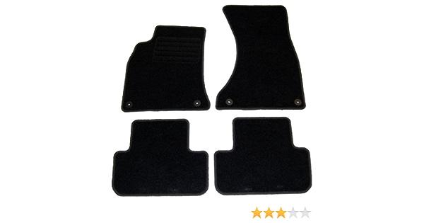 Ws Autoteile Fußmatten Velours 4 Teilig Auto