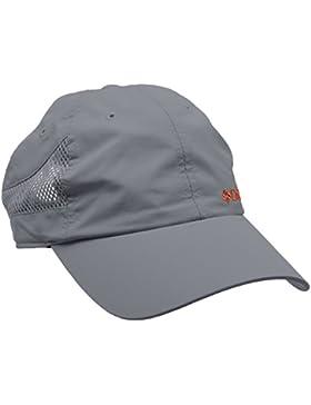 Columbia Tech Shade Hat - Gorra unisex, color gris oscuro, talla O/S