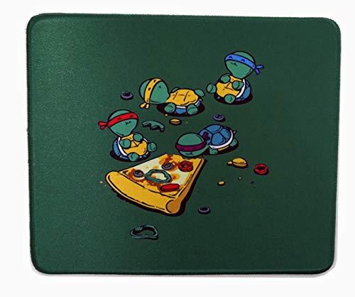 Teenage Mutant Ninja Turtles TMNT Pizza Gaming Mauspad, 30,5 x 25,4 cm