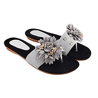 Blinder Womens Ballet Flat Sandal Slipper