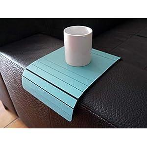 Holz sofa armlehnentisch in vielen farben wie türkis Armlehnentablett Moderner tisch für couch Klein schleichendes…