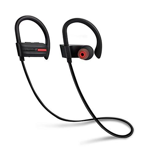 in-Ear IPX7 Wasserdicht Bluetooth 4.1 mit Mikrofon für iPhones und Android Smartphones ()