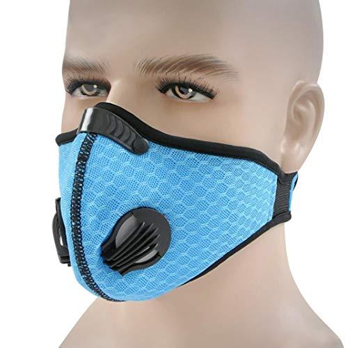 Alsu3luy64Ld - Máscara anticontaminación Motocicleta