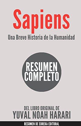 RESUMEN   SAPIENS - Una breve historia de la humanidad: