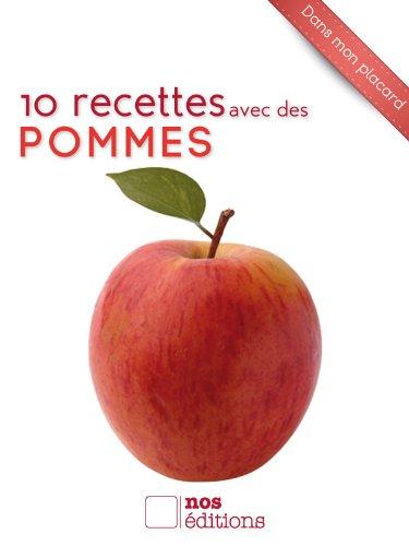 10 recettes avec des pommes (Dans mon placard t. 5) par Jérôme Odouard