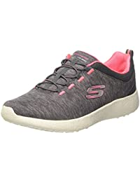 Skechers Burst-City Heat, Sneakers Basses Femme