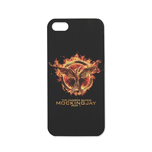 Hunger Games Mockingjay iPhone 5-Abdeckung