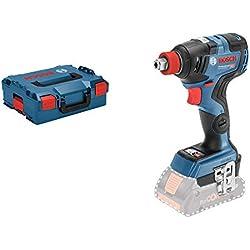 Bosch Professional Visseuse à Chocs Sans Fil GDX 18V-200 C (18 V, Ø de Vissage: M6 - M 16, couple : 200 Nm, L-Boxx)