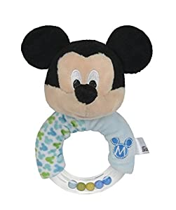 Simba 6315874803 Disney Mickey - Anillo de Peluche