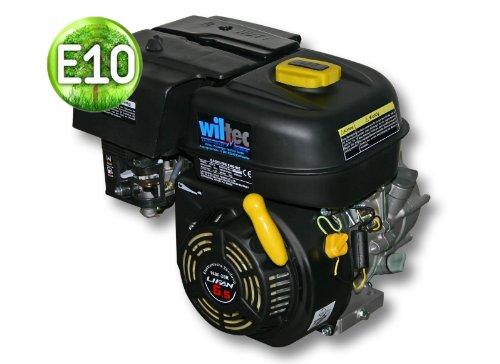 WilTec LIFAN 168 Motor de Gasolina 4,8kW 6,5PS con Embrague en baño de Aceite Kartmotor