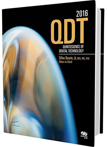 39: Quintessence of Dental Technology 2016 (Qdt Quintessence of Dental Technology)