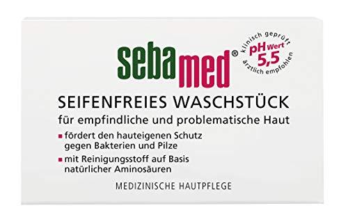 Sebamed Seifenfreies Waschstück, 150 g