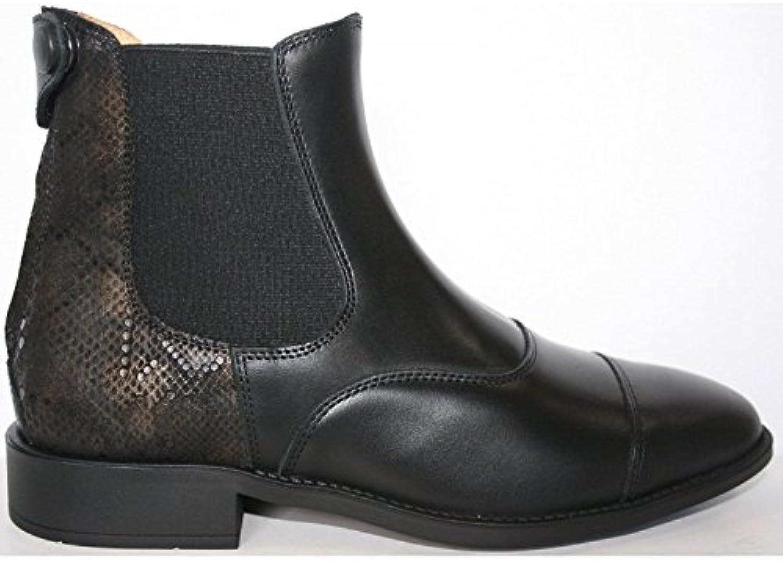 Boots piel Fashion busca 40 negro  Zapatos de moda en línea Obtenga el mejor descuento de venta caliente-Descuento más grande
