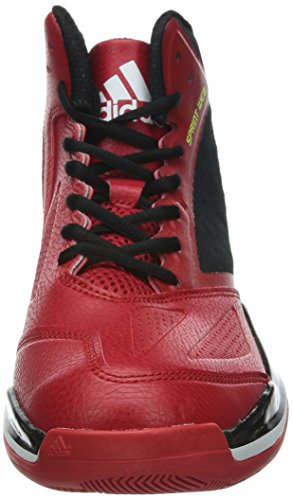 adidas Performance Crazy Ghost 2 D73926, Basketballschuhe rot - schwarz - weiß